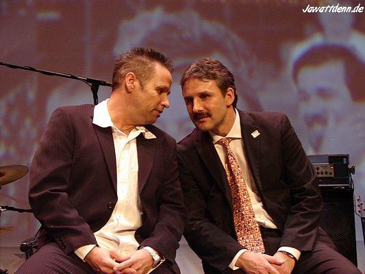Dirk's unter sich: Pusch und Helmig