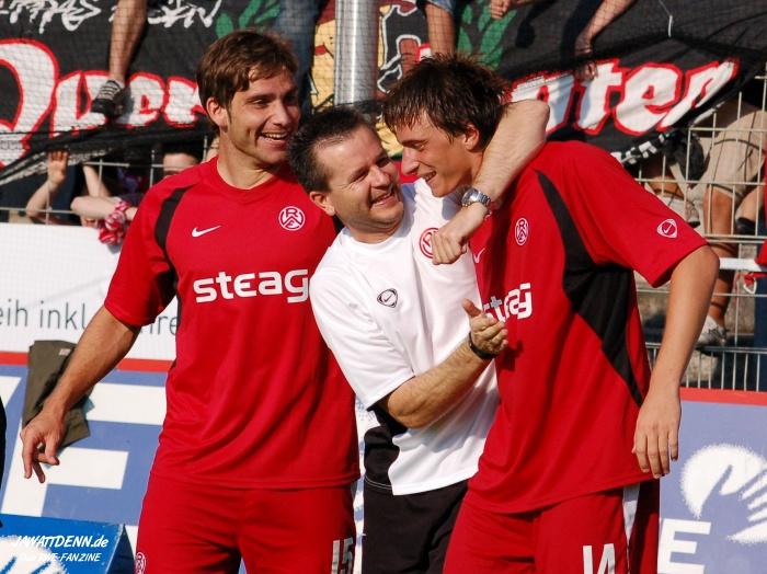 Elfermeterheld im Pokal gegen Cottbus
